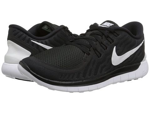 fe3488c566988b Nike Free 5.0 Black Dark Grey Dove Grey White - Zappos.com Free Shipping  BOTH Ways