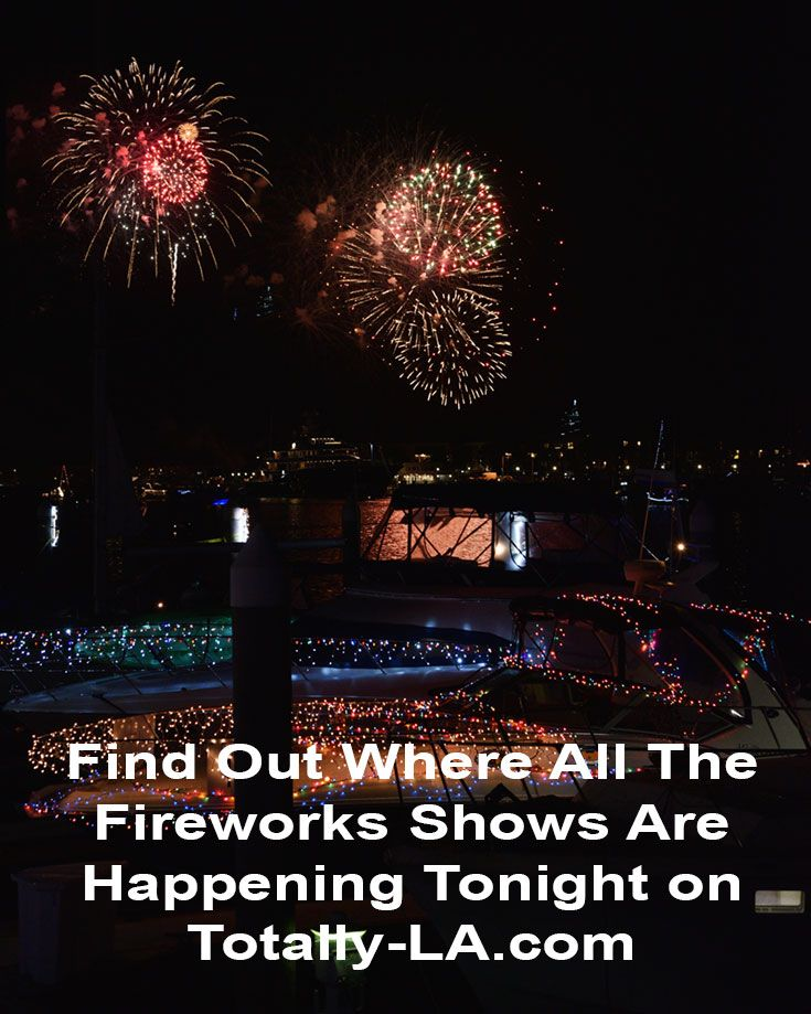 Where To See La Fireworks New Year Fireworks New Years Eve Fireworks Disneyland Fireworks