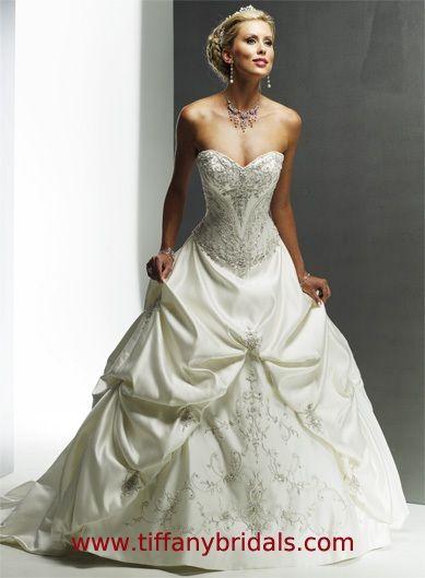 Maggie Sottero Wedding Dresses - Style Monalisa Royale V7018SA
