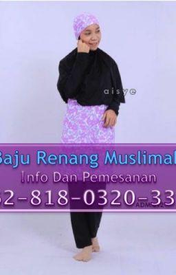 SALE Baju Renang Muslimah Cantik 62 818 0320 3359
