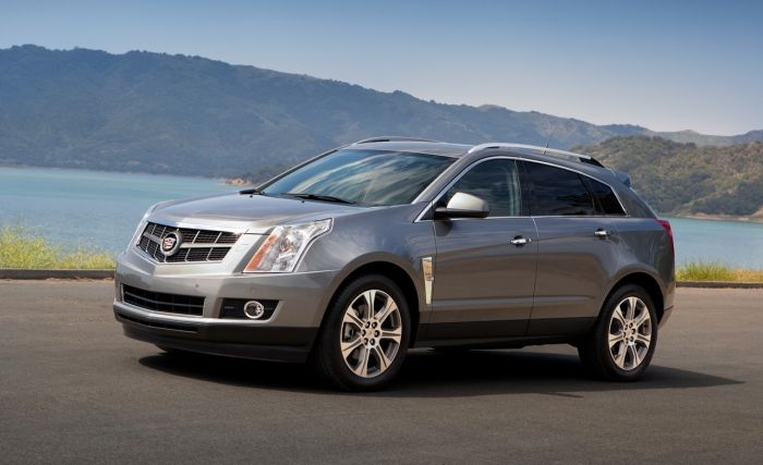 2019 Cadillac Srx Review And Redesign The 2019 Cadillac Srx Is A