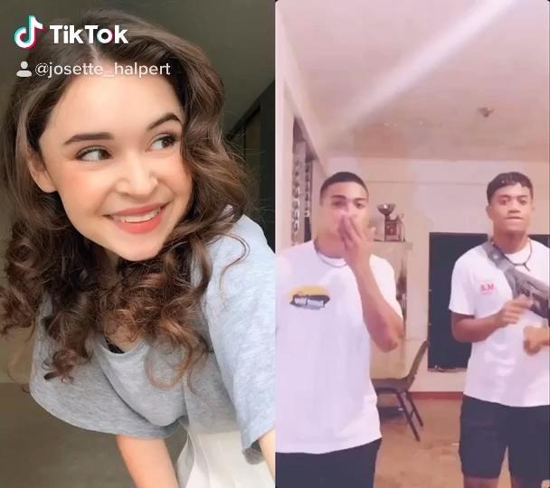 Tiktok Duet Dance Ideas Video Duet Cute Family Dance