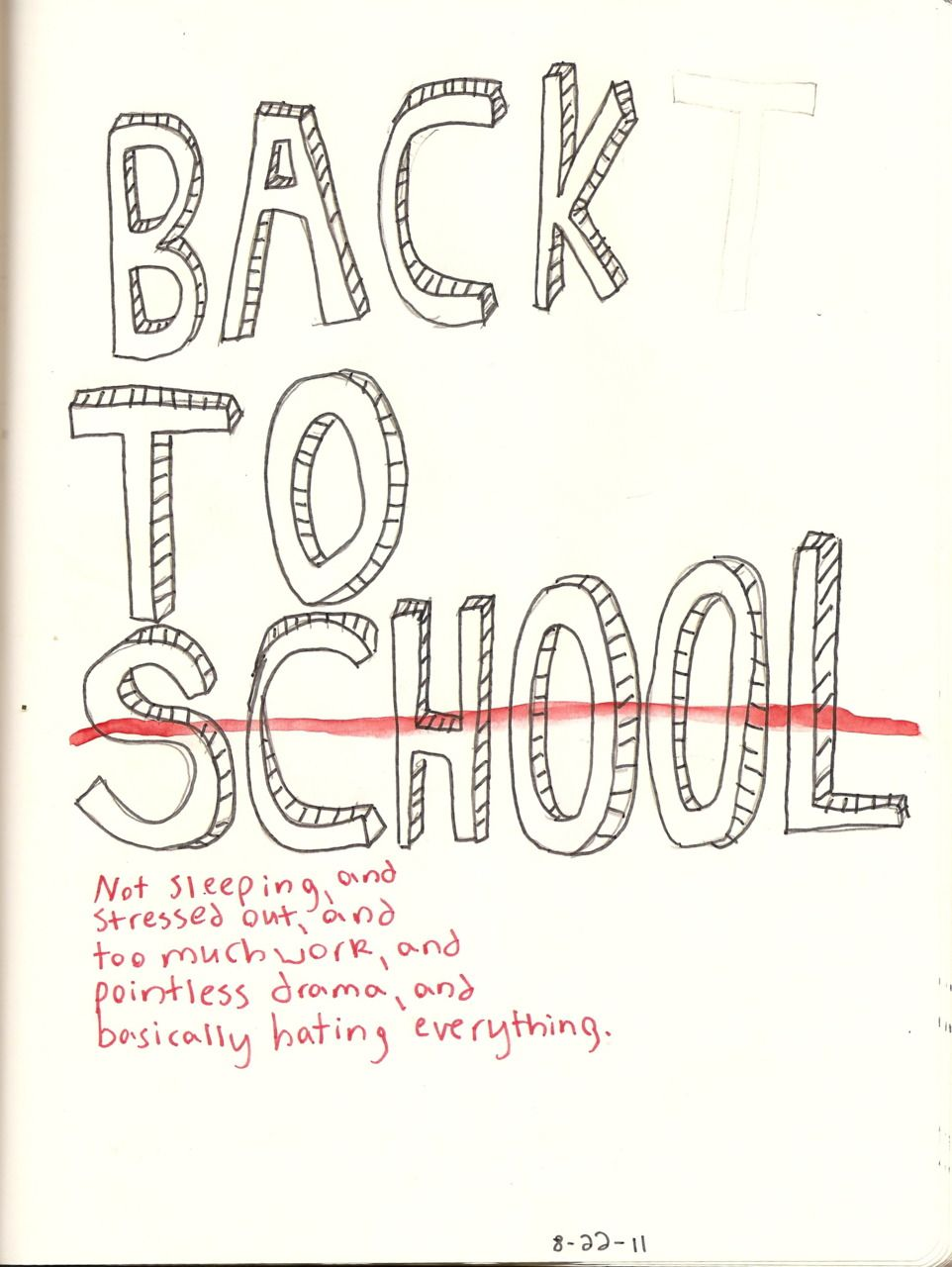 Back To School Betűk Pinterest Funny School And Hate School