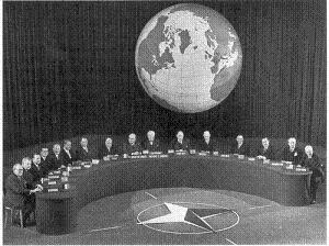 Reunión OTAN 1952