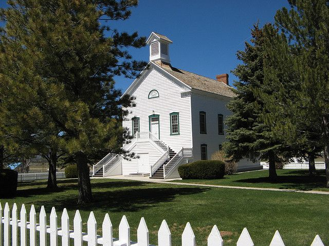 Pine Valley Church (With images)   Pine valley, Church ...