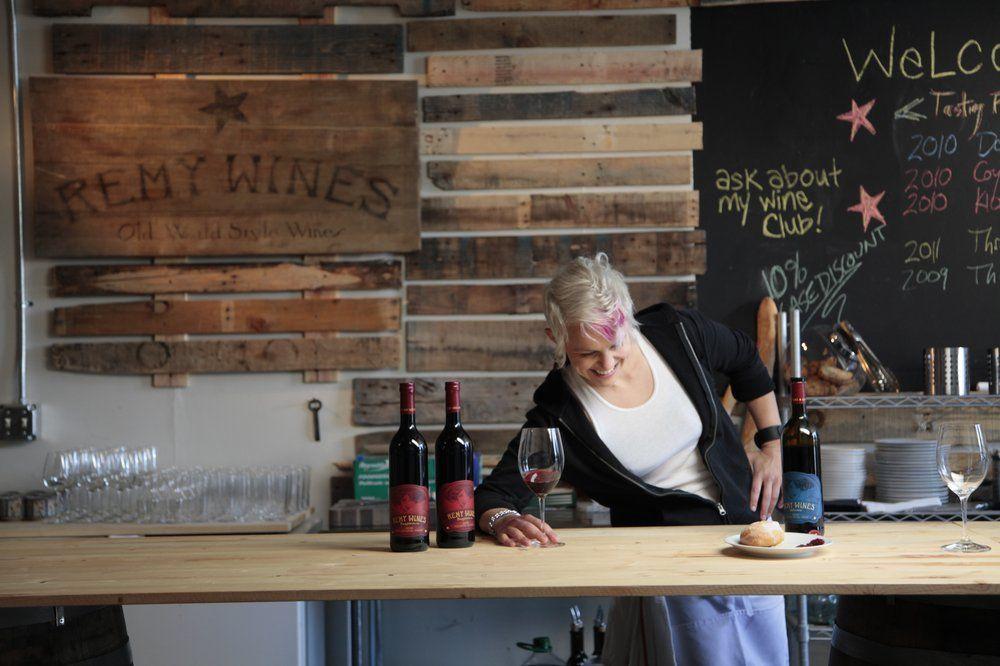 Yelp Captcha Wine tasting room, Oregon wine tasting