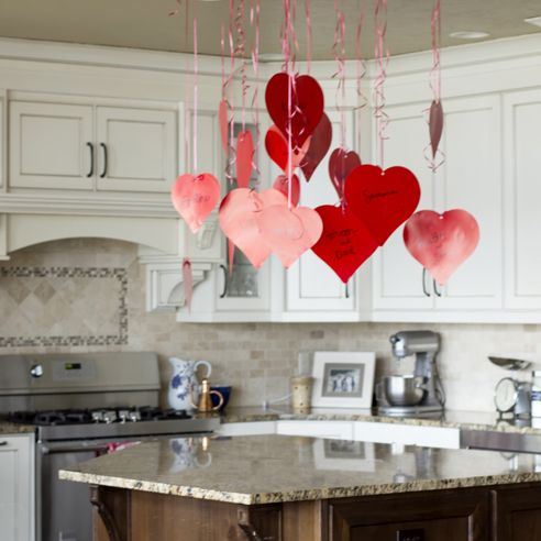 Great Heart Attack Decor for Valentine's Day!