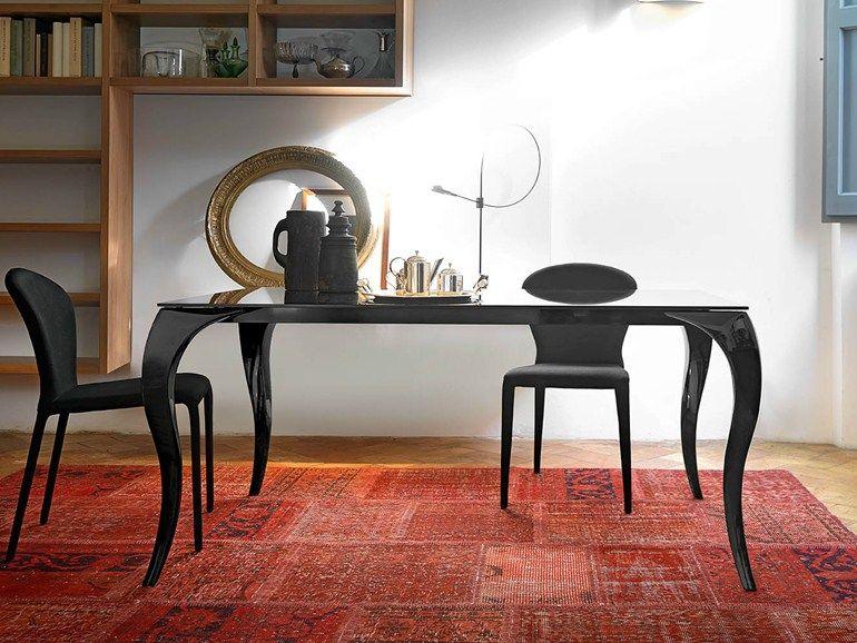 BOND Extending table by Midj design Paolo Vernier