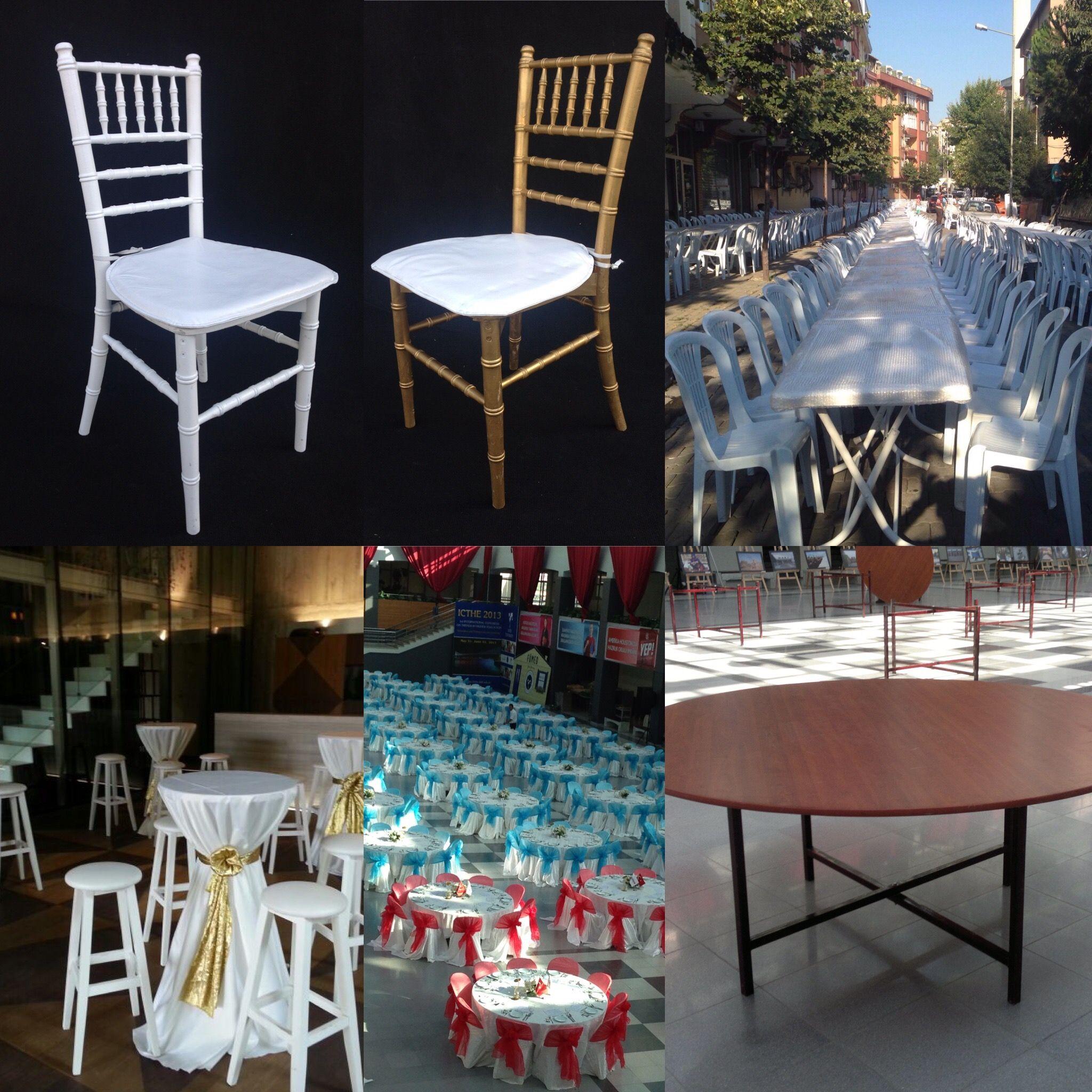 kiralik masa ve sandalye sandalye masa istanbul