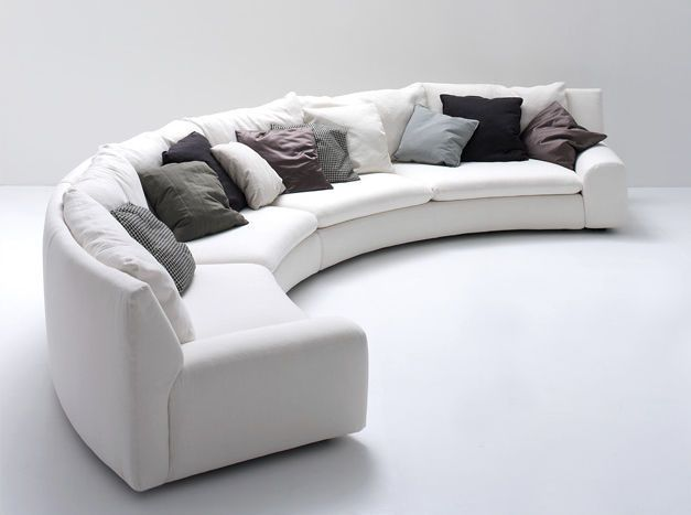 Semicircular Sofa Modular