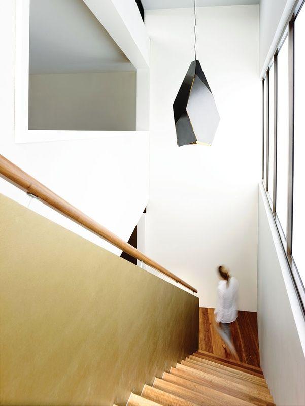 Swinburne House ArchitectureAU Stairs Pinterest Melbourne