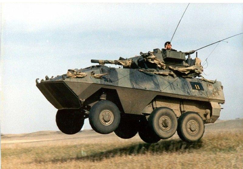 Cougar AVGP (Canada)