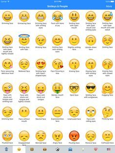 Emoji Meanings Dictionary List App in 2020 (With