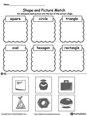 Pin By Sor Osorio On Geometria Kindergarten Worksheets Printable Kindergarten Worksheets Shapes Worksheet Kindergarten