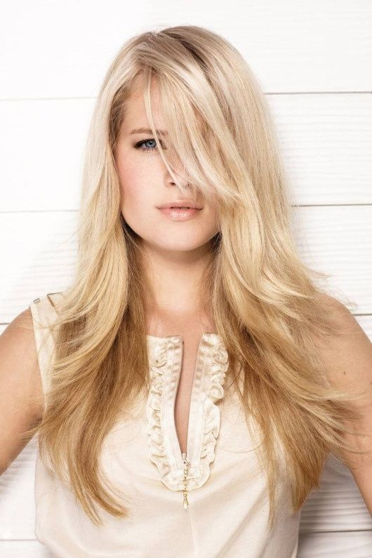20 Terrific Hairstyles For Long Thin Hair Woman Coupe Fijn