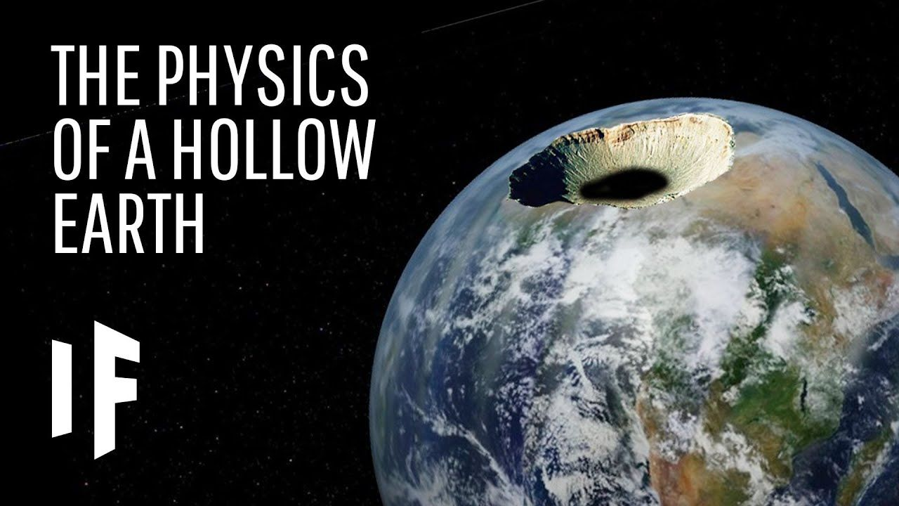 what if the earth was hollow