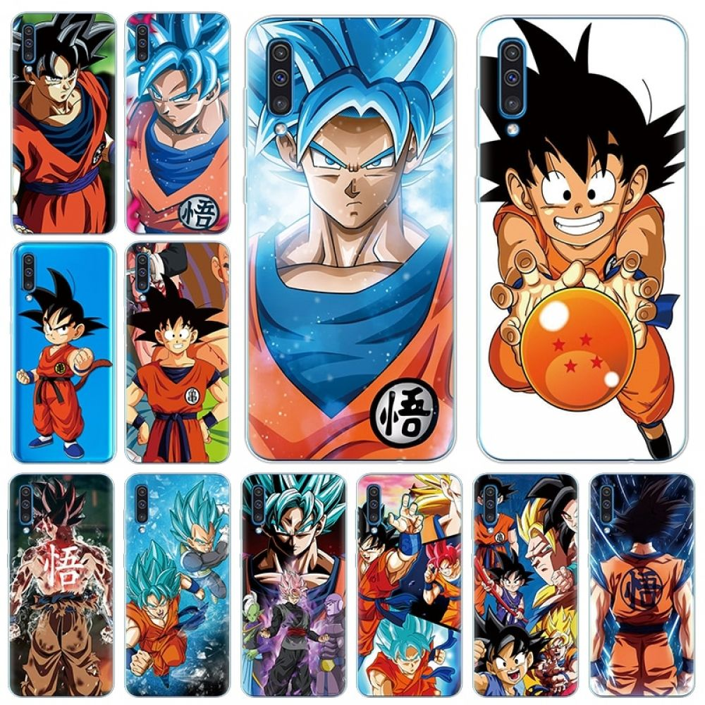 Dragon Ball Phone Case For Samsung Galaxy A90 A80 A71 A70