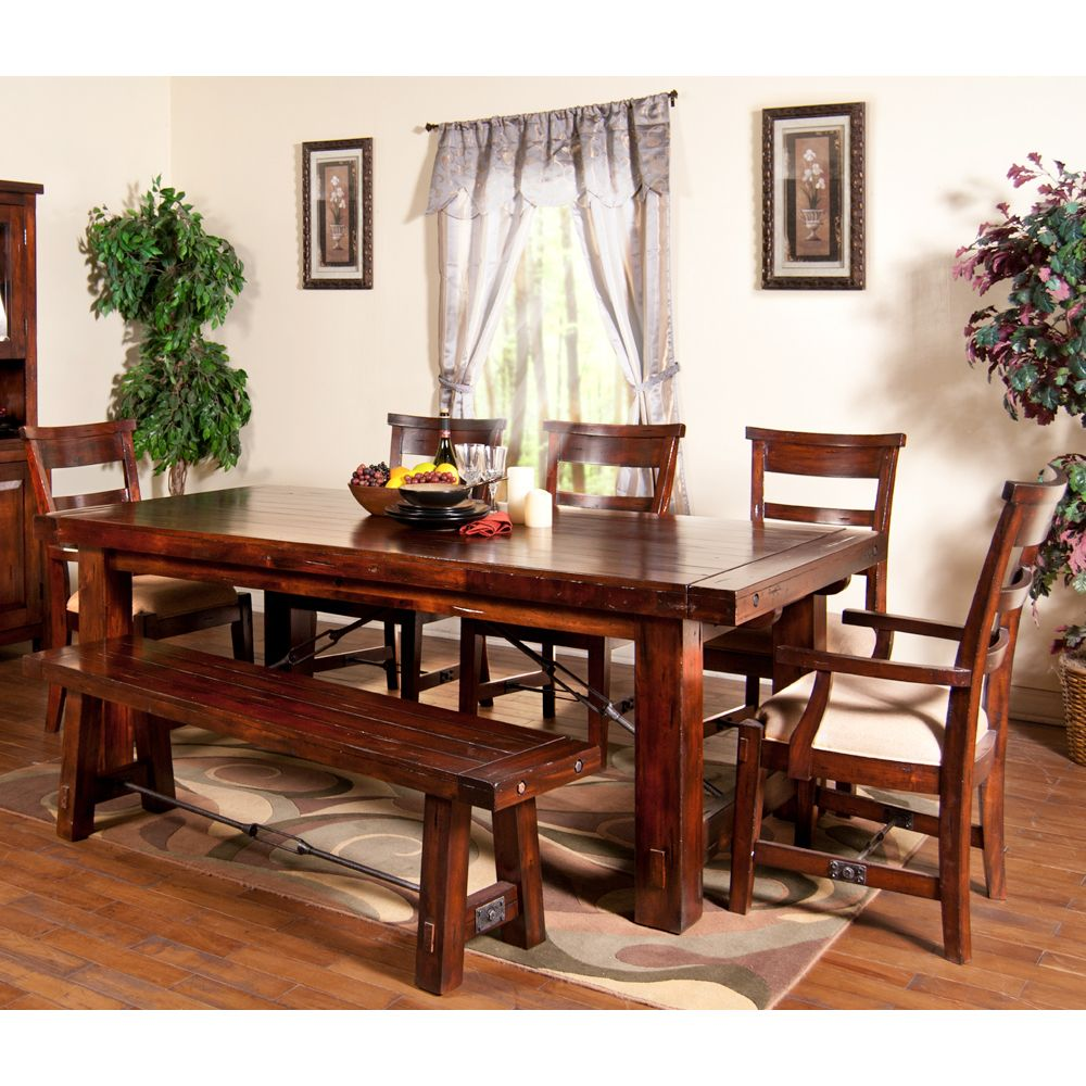 Vineyard Rectangular Dining Table Chairs Sunny Designs
