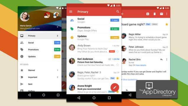 The Best Email Client for Android Email client, Best