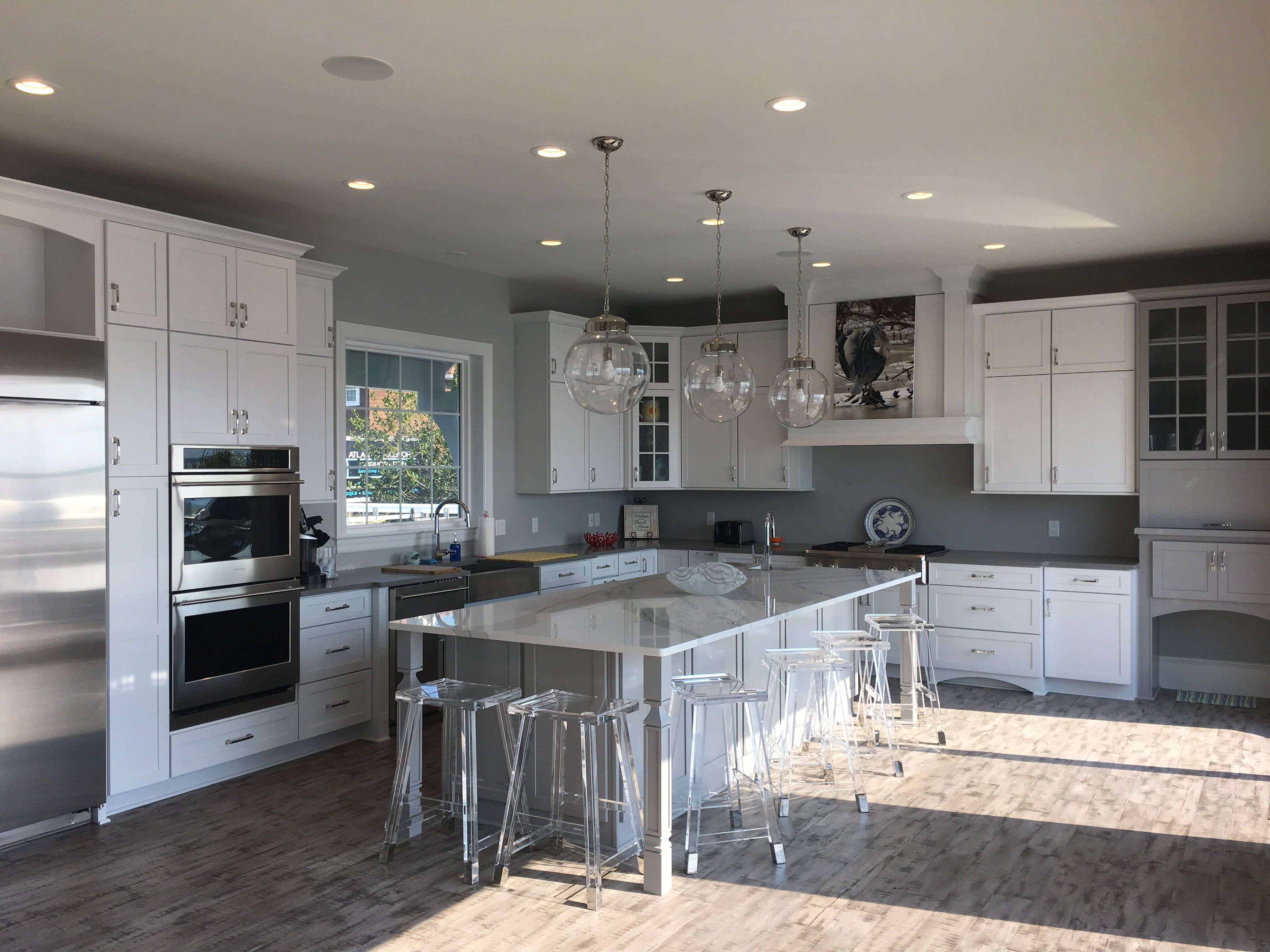Recent Kitchen remodel in North Ocean City Md. | T & G Builders ...