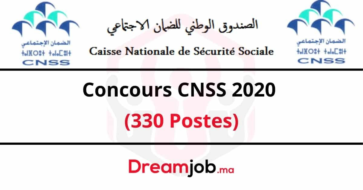 Concours Cnss 2020 330 Postes Resultats Definitifs Dreamjob Ma Dossier De Candidature Gestion Des Ressources Humaines La Poste