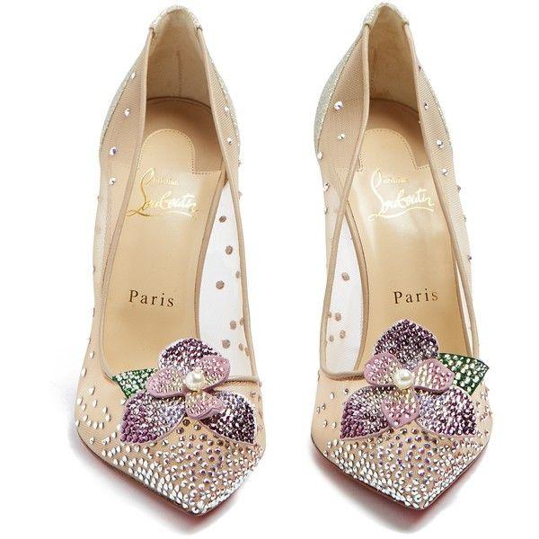 NEW Look Peach Bling Sandali Cinturino Diamante Scarpe Basse Con Fibbia