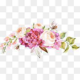 Millions Png Images For Free Download Pngtree Flores Marcos Con Flores Clipart De Flor