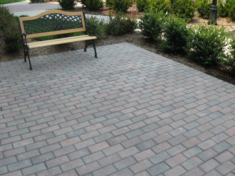 Platinum Renovation Services Offers A Variety Of Pavers, Including Brick  Pavers, Concrete Pavers And