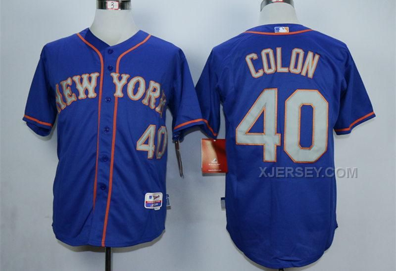 http://www.xjersey.com/mets-40-bartolo-colon-blue-road-cool-base-jersey.html Only$35.00 METS 40 BARTOLO COLON BLUE ROAD COOL BASE JERSEY Free Shipping!