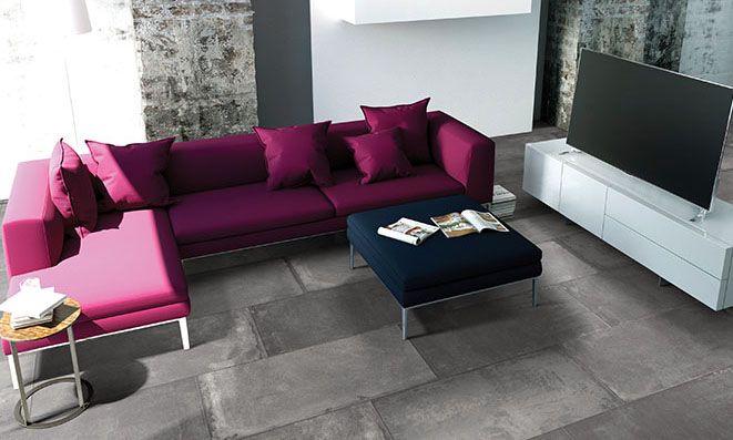 Looks Like Cement Tile Mediterranea Soho Rubble