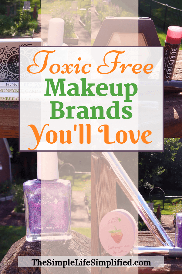 Toxic Free Makeup Brands For A Clean Beauty Routine (With