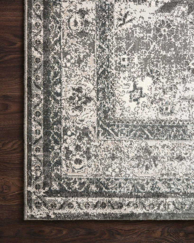 Griffin Rug In Charcoal Design By Loloi New House Decor