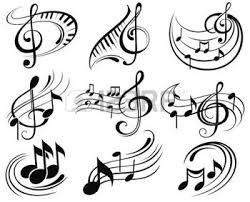 Risultati immagini per note musicali tattoo artfully for Note musicali dwg