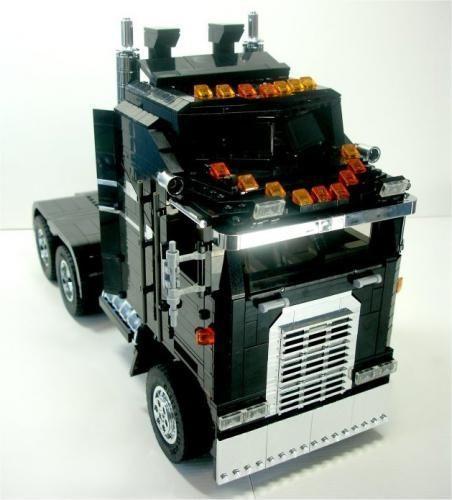 Kenworth Aerodyne K100 Truck
