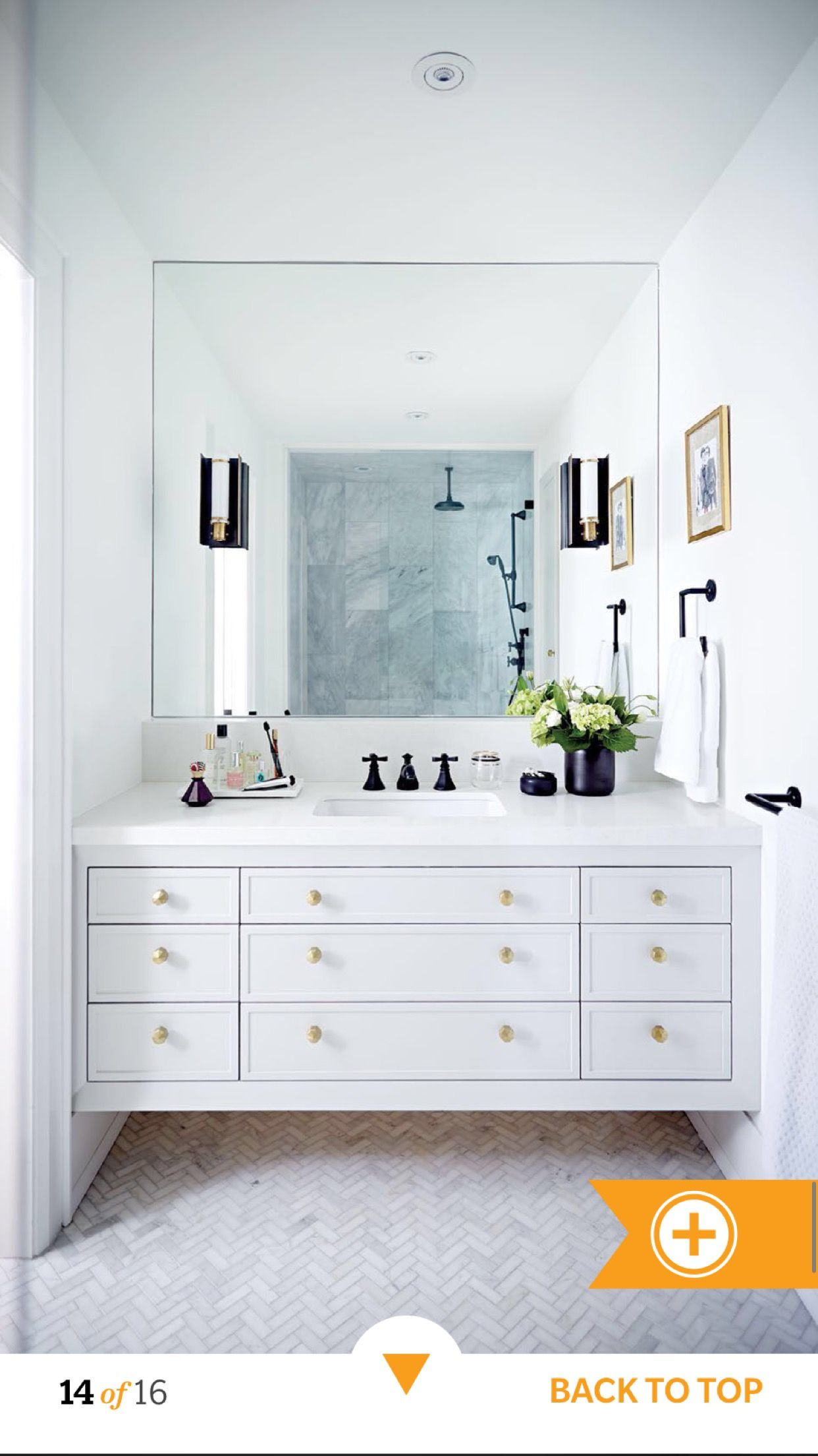 See How We Tackle Bathroom Lighting