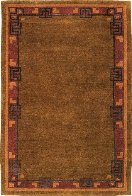 Bungalow Earth Cc11 Tiger Rug Craftsman Rugs Tiger Rug Rugs