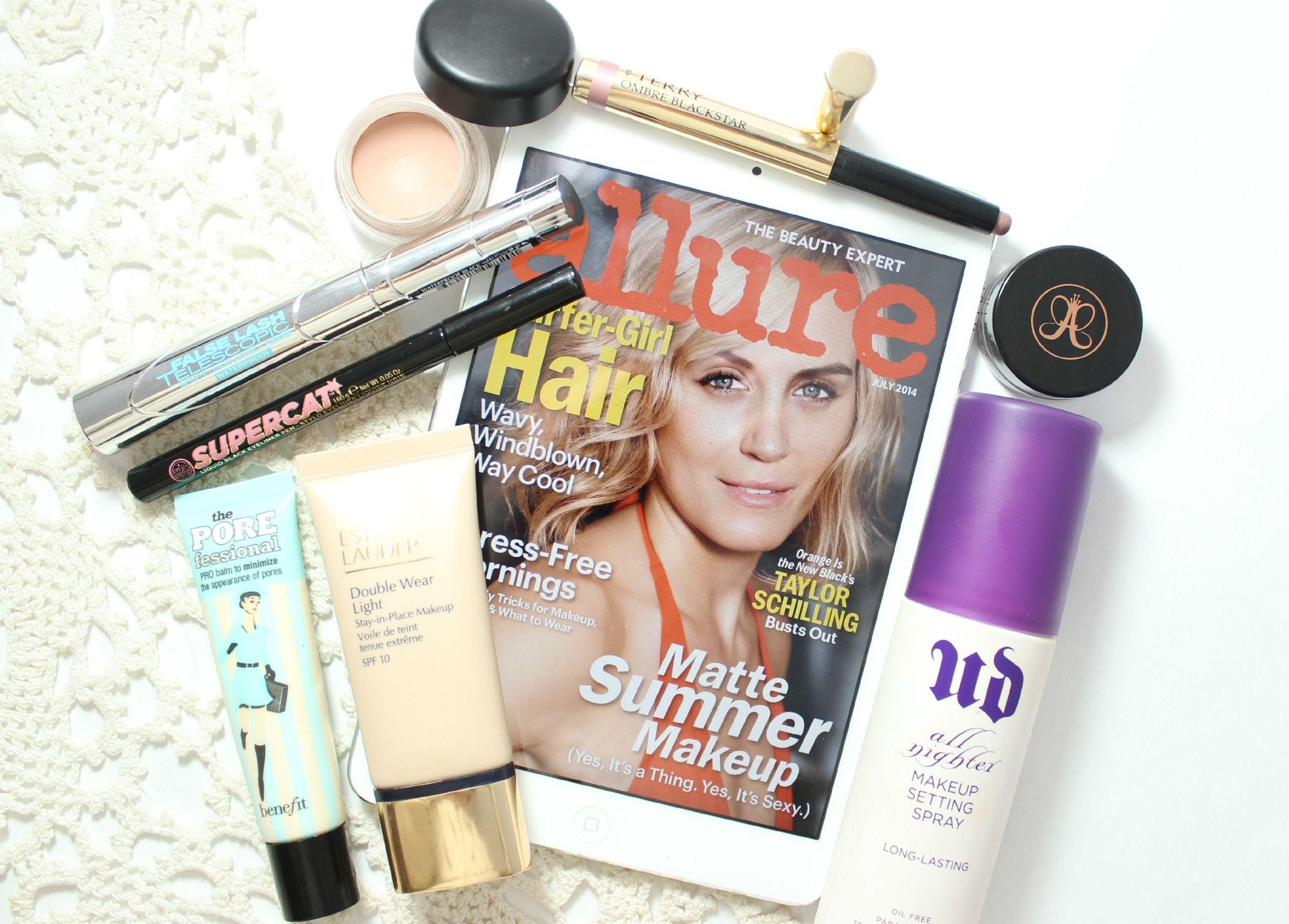 Preventing make-up meltdown