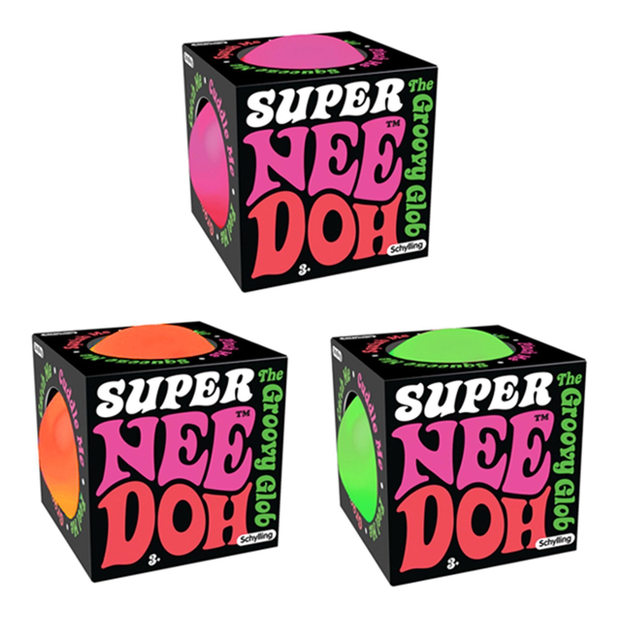 violon sensorielle Stress Ball 3+ ans Fidget Super NEE-doh