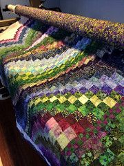 For Mom (CASharp) Tags: quilt bright quilting bargello patchwork cofer topstotreasures