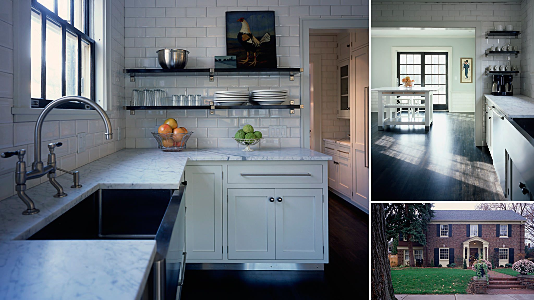 Lowry Hill Kitchen A H Architecture Kitchens Without Upper Cabinets Upper Kitchen Cabinets Top Kitchen Designs