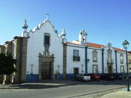 Igreja da Misericórdia e Santa Casa da Misericórdia de Fronteira