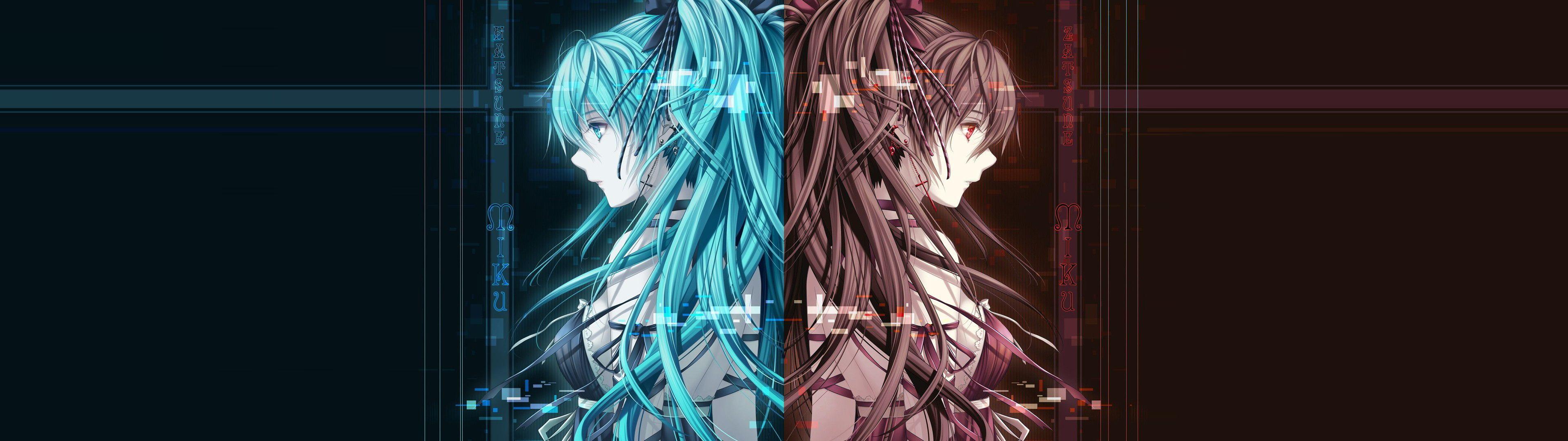 Anime Wallpaper 3840x1080 Wallpapersafari Character Wallpaper Dual Monitor Wallpaper 3840x1080 Wallpaper