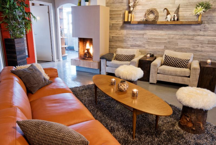 Get cozy in this Reykjavik penthouse in the city center ...