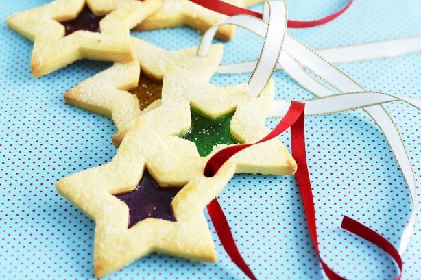 Stained Glass Window Biscuits Cookies Biscuits Stained Glass