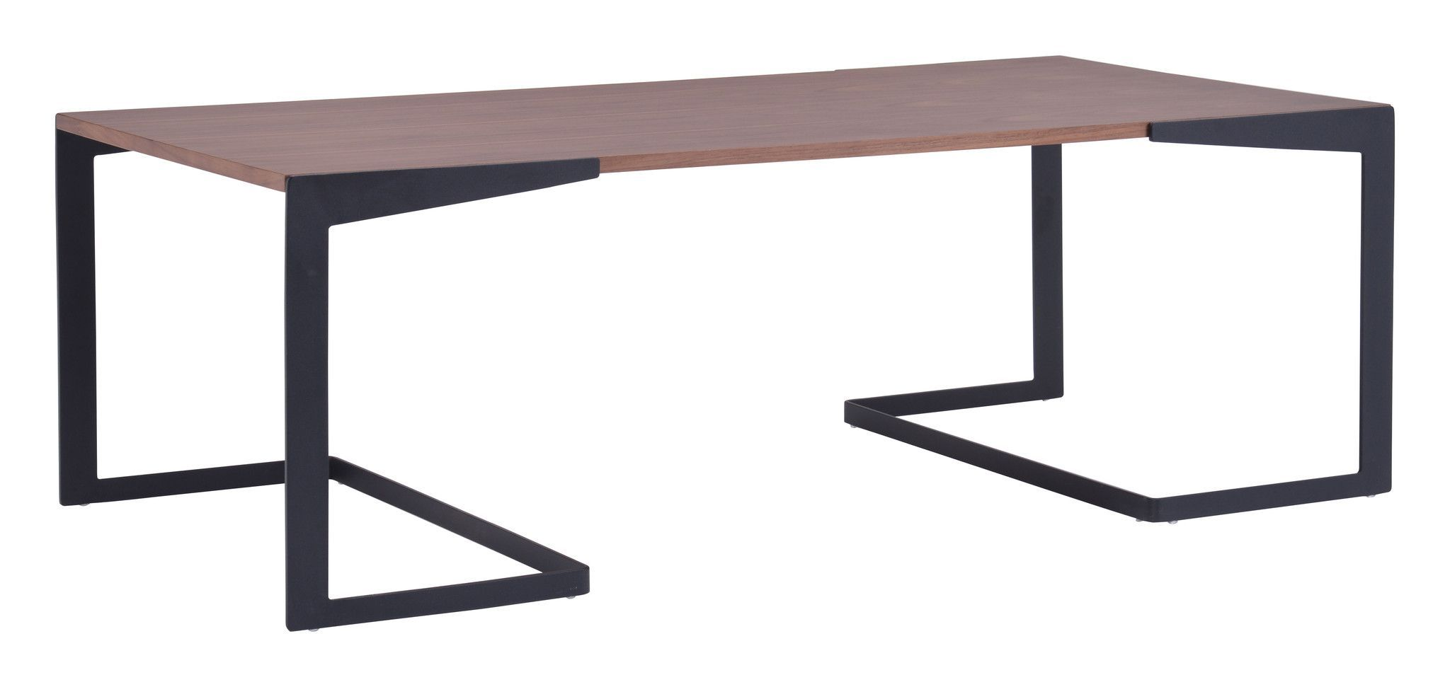 Simple And Elegant The Sister Coffee Table Features A Rectangular