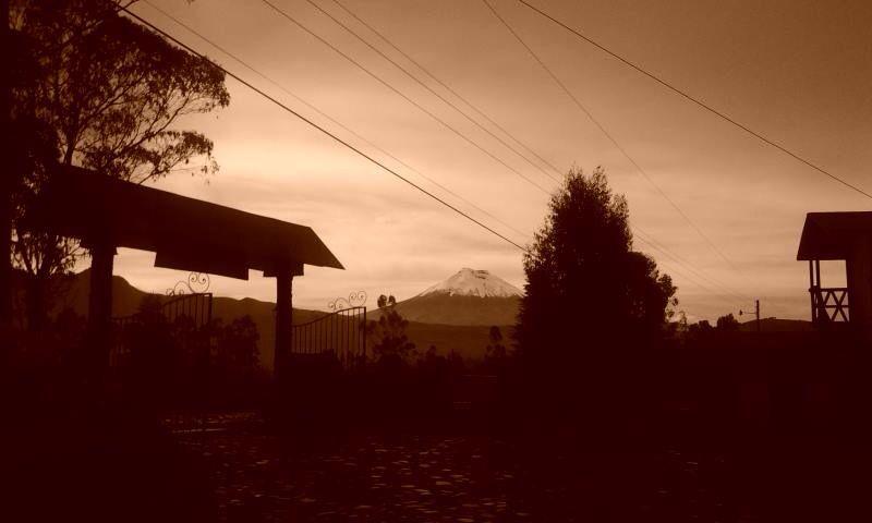Arerdecer en Latacunga-Ecuador