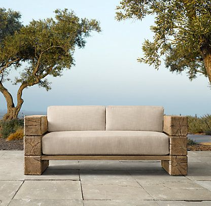 Aspen | Restoration Hardware, This Strikes Me As Some Furniture That Could  Be Easily Made
