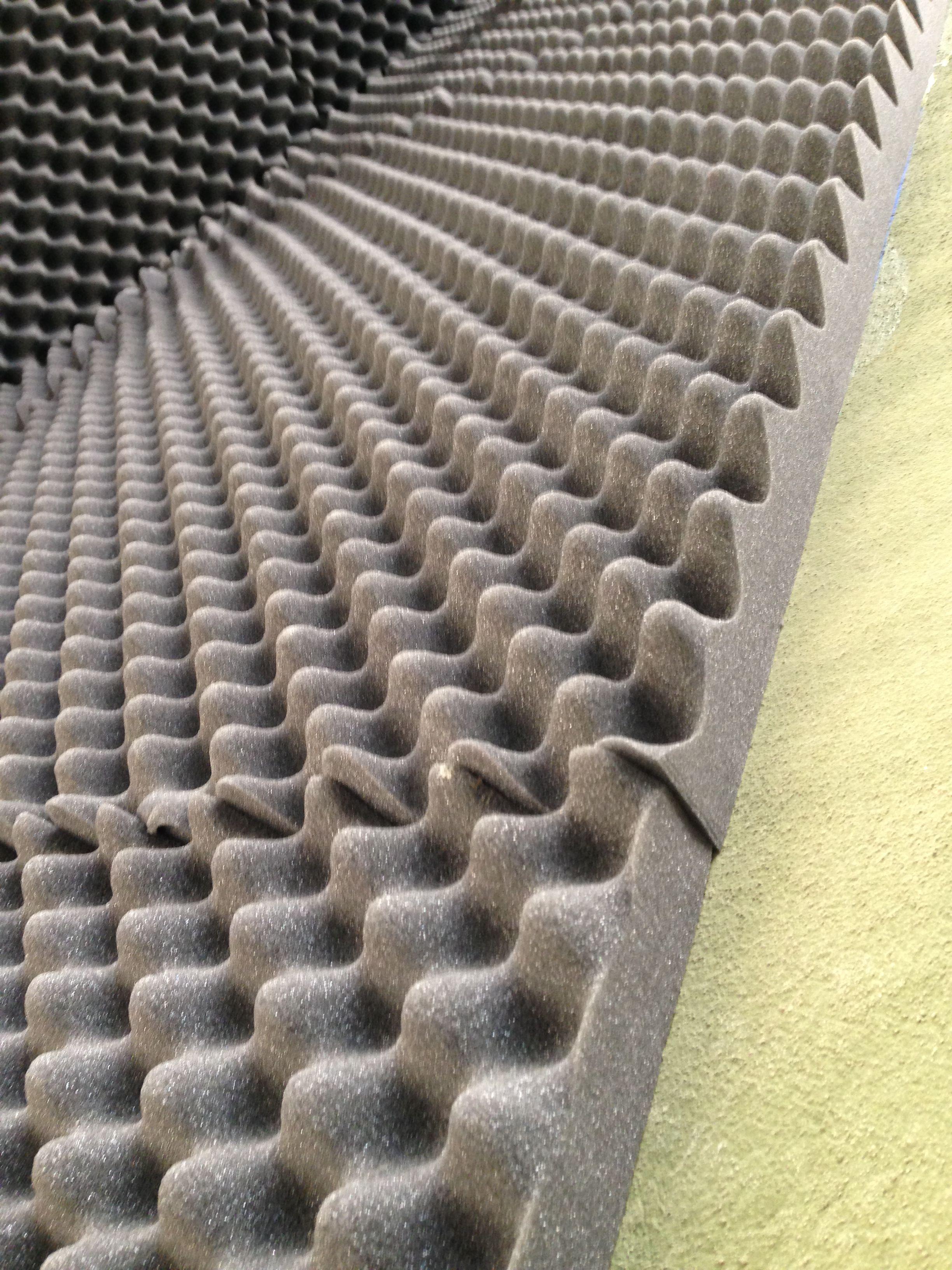 Material para insonorizar construcccion pinterest - Insonorizar estudio ...
