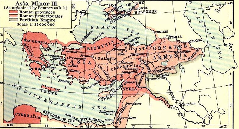 Asia minor in 63 bc maps of the ancient world pinterest asia asia minor in 63 bc gumiabroncs Choice Image