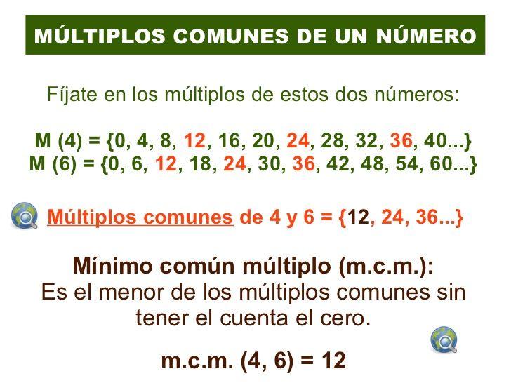 22 Ideas De Múltiplos Y Divisores Multiplos Y Divisores Divisores Divisibilidad